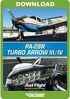 PA-28R Turbo Arrow III/IV MSFS