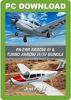 PA-28R Arrow III & Turbo Arrow III/IV Bundle MSFS